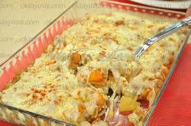 سینی سبزیجات با مرغ:
