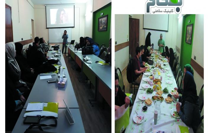 برگزاری کارگاه ضیافت نور در رمضان