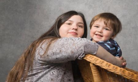 بچه های مادران چاق آهسته تر رشد می کنند!