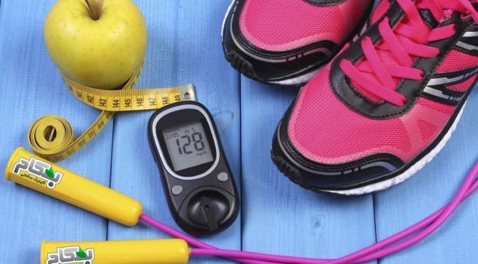 نقش فعالیت ورزش به روی چاقی و دیابت