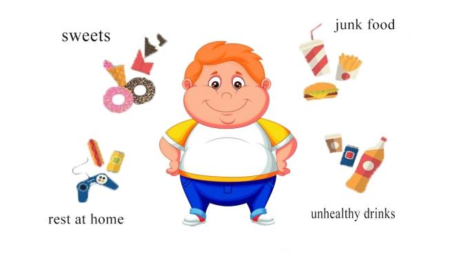 پیشگیری از چاقی در کودکان پیش دبستانی