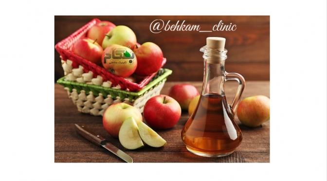 آیا سرکه سیب به کاهش وزن کمک می کند؟