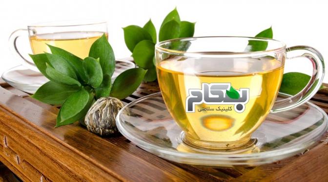 تاثیر مکمل چای سبز بر چاقی